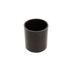 """2.5"""" Straight Silicone Coupler"""