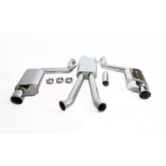 """2015+ Mustang EcoBoost 3"""" Cat-Back Exhaust System"""