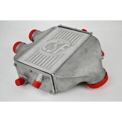 CSF BMW S55 M3 M4 Dual-Pass Charge Air Cooler