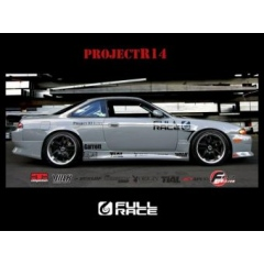 Full-Race Project R14 Poster