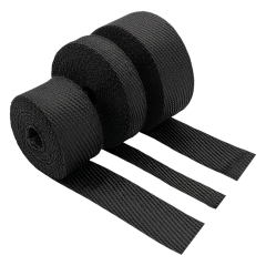 PTP Black Lava Turbo Header Wrap / Thermal Protection Exhaust Wrap